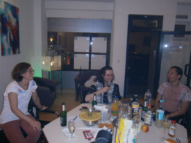 Julia Kellerbrandt, Kalahari und Marc