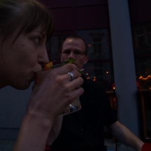 Frau Fenster, Speerträger