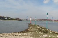 Panorama Ruhrmündung