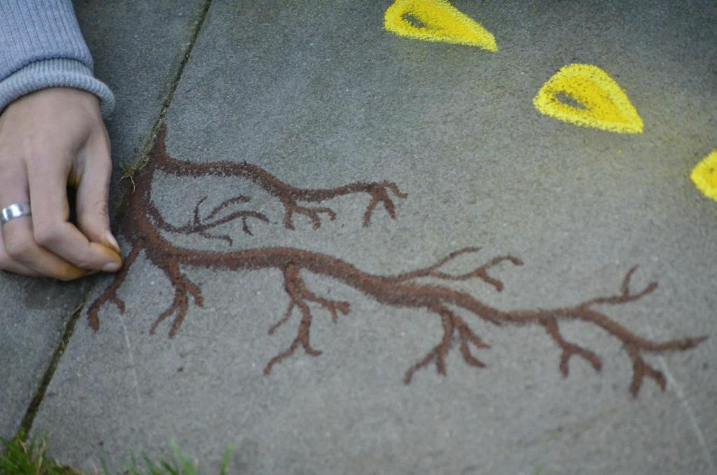 Straßenbild - Detail